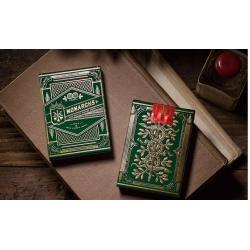 Žolíkové karty Theory 11 Monarchs Green