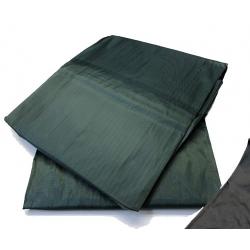 Krycí plachta na kulečník elastická zelená 7ft