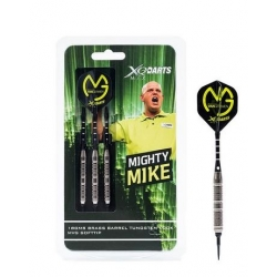 Šipky soft MvG Mighty Mike Tungsten Look 18g