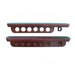 Ebillard Dřevěný držák pro 6 tág a hrabičky