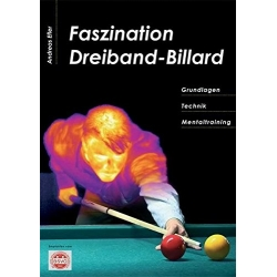 Kniha karambol Faszination Dreiband-Billard by Andreas Efler