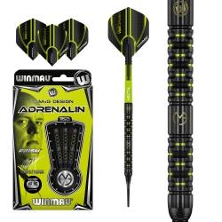 Šipky Soft Winmau M. van Gerwen Adrenalin 22 g