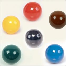 Koule samostatná Aramith 48 mm různé barvy
