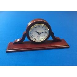 Hodiny dřevěné malé Clock Quartz