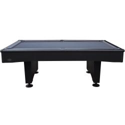 Kulečníkový stůl Buffalo Eliminator II matt black/slate grey