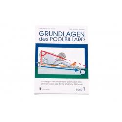Kniha Grundlagen des Pool Billard, Alfieri+Sander Deutsch
