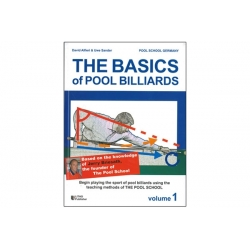 KnihaThe Basics of Pool Billiard, Alfieri + Sander, english, Vol. 1