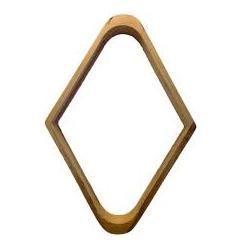 Trojúhelník Pool 9ball Natural 57.2mm
