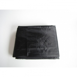Krycí plachta Nylon černá