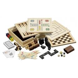 Soubor her dřevěný Philos Compendium 10 Small