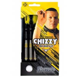 Šipky Steel Chizzy BRASS 23G