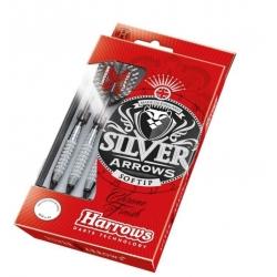Šipky Soft Silver Arrows 16GR