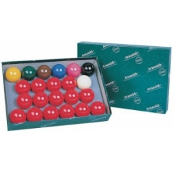 ARAMITH PREMIER SNOOKER SET 52.4MM
