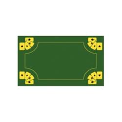 Plátno karetní zelené Buffalo 60 x 40 cm