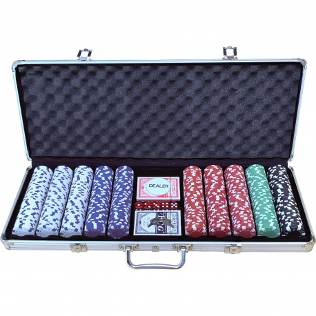 Pokerový kufřík Las Vegas 500