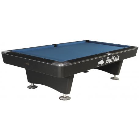 Kulečníkový stůl BUFFALO DOMINATOR black 8ft