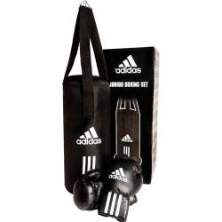 Juniorský boxovací set Adidas