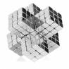Magnetická stavebnice NeoBlocks kostičky 5 mm