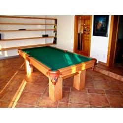 Kulečníkový stůl Premier Pool 7ft / Karambol 210