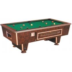 Kulečníkový stůl SENATOR 7FT A 8FT -hraný