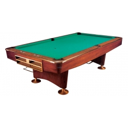 Brunswick Gold Crown III pool 9ft - hraný
