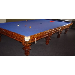 SNOOKER ASHCROFT ANTIQUE 12-FT
