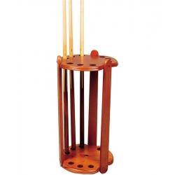 Dřevěný stojan na 9 tág - javor
