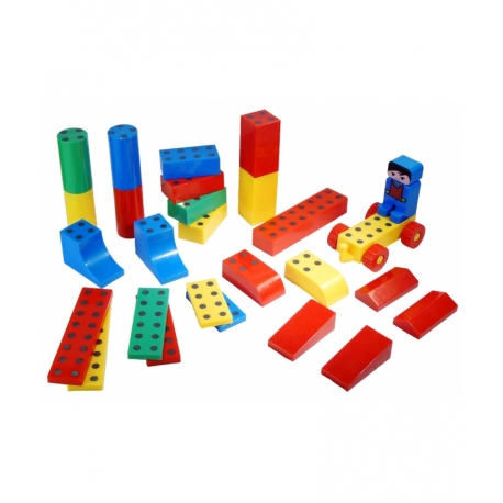 Magnetická stavebnice Magnetiko set 27 ks