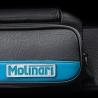 Molinari cue bag 2b/4s black/cyan