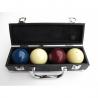 Kufřík na 4ks karambolových koulí 61.5mm