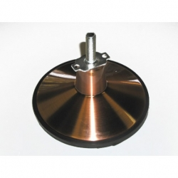 Vyvažovací patky kovové 4 ks
