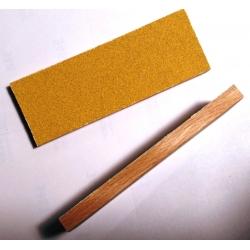 Brousek (upravovač) kůže eBillard plochý
