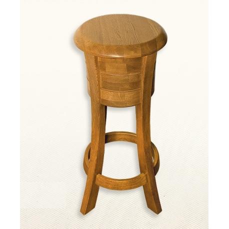 Barová židle ke kulečníku  Samuraj Collection