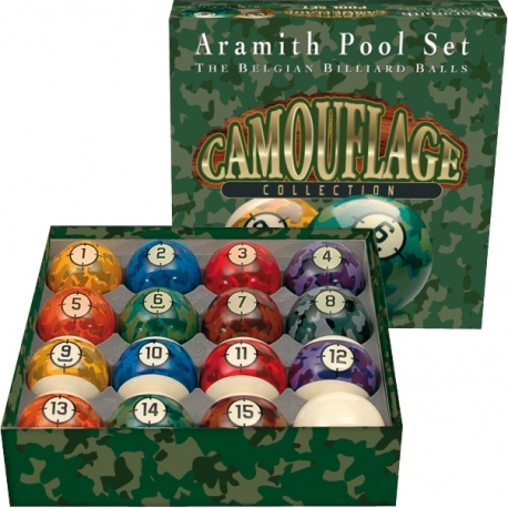 Koule pool  Aramith Camouflage 57,2mm