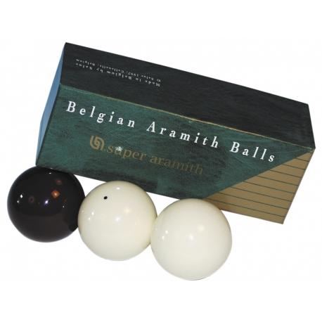 Koule karambol Aramith Premier 3 koule 61,5mm