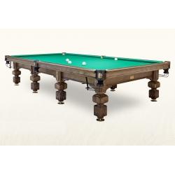 Kulečníkový stůl Ruptur Earl Grey Collection