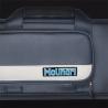 Molinari cue bag 2b/4s Navy Blue/white