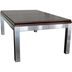 Kulečníkový stůl PrimeArt Nerez pool, karambol
