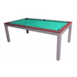 Kulečník pool Buffalo Legend 7ft + jídelní deska