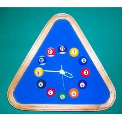 Biliard hodiny Triangl Jasan