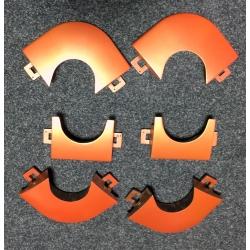 Repasé , nástřik kovových částí kulečníku