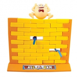 Mag Wall Game Padající cihličky s Dárkem !