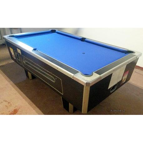Kulečník Pool Bazar 6ft , 7ft mincovní