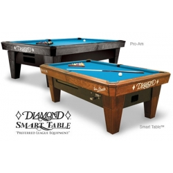 Diamond Pool 9ft Brown hraný