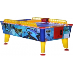 Air hockey Buffalo Shark Outdoor 8 ft s mincovníkem