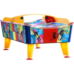 Air hockey Buffalo Skate Outdoor 8 ft s mincovníkem