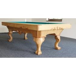 Kulečníkový stůl Billiard Ramones pool/karambol