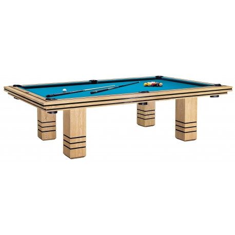 Kulečník , Billiard Art Oak Wood