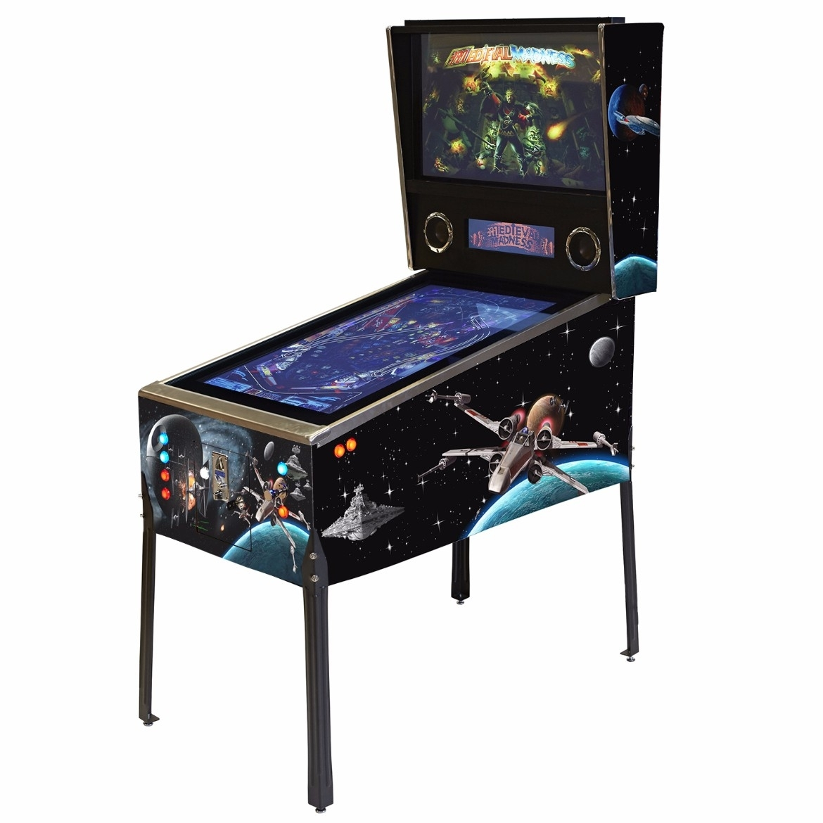 z bavn automat electronic pinball. Black Bedroom Furniture Sets. Home Design Ideas