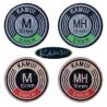 KAMUI Black Snooker M 11mm